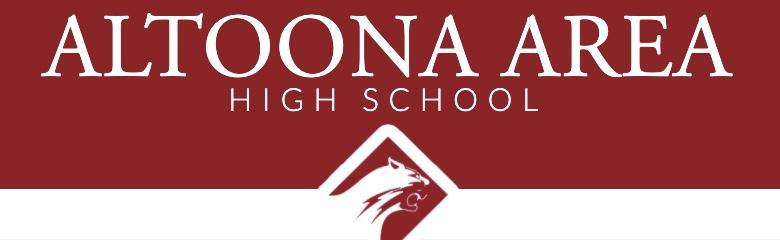 Altoona Area Senior HS banner