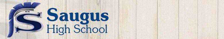 Saugus High School banner