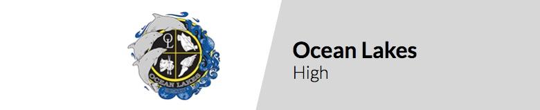 Ocean Lakes High School banner