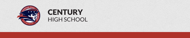 Century High School banner