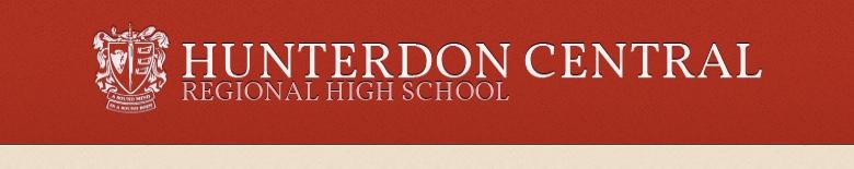 Hunterdon Central Regional HS banner