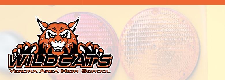 Verona Area High School banner