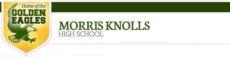 Morris Knolls High School banner
