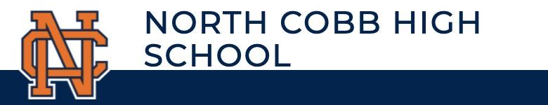 North Cobb High School banner