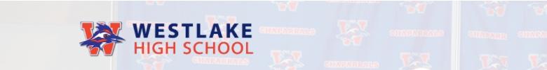 Westlake High School banner