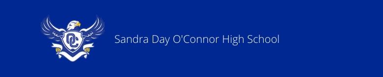 Sandra Day Oconnor HS banner