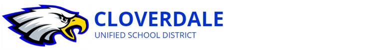 Cloverdale High School banner