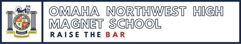 Northwest High Magnet School banner