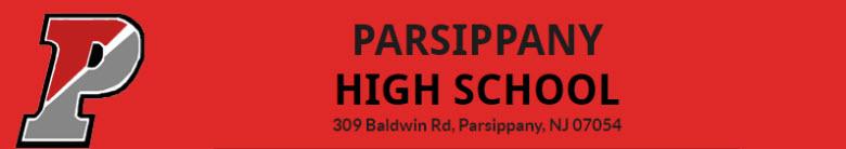 Parsippany High School banner