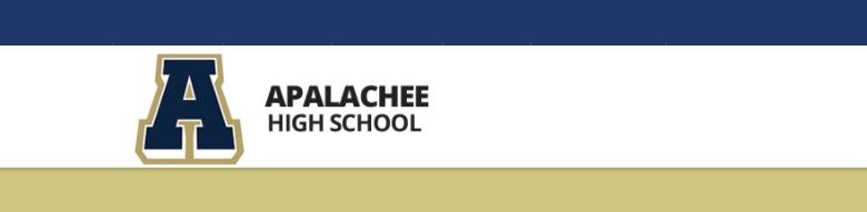 Apalachee High School banner