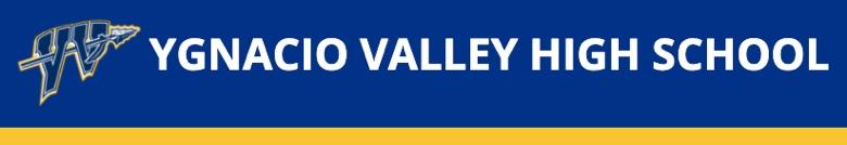 Ygnacio Valley High School banner
