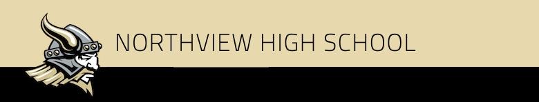 Northview High School banner